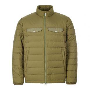 Fjallraven Jacket Down Liner 87126 620 Green