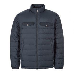 Fjallraven Jacket Greenland Down Liner 87126 575 Night Sky