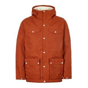 Fjallraven Jacket Greenland Winter 87122 215 Autumn Leaf