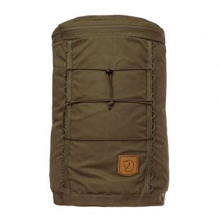 Fjallraven Singi 20 Backpack F23319|633 In Olive At Aphrodite Clothing