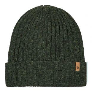 Fjallraven Hat Byron   77387 633 Dark Olive