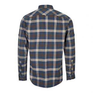 Shirt Skog - Blue / Grey