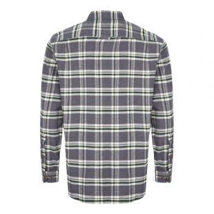 Shirt Ovik Heavy Flannel - Dusk / Blue