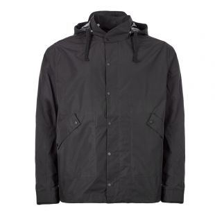 Folk Raincoat | FM5207W BLK Black