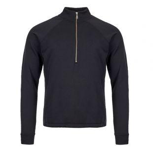 Folk Sweatshirt | FM5147J navy