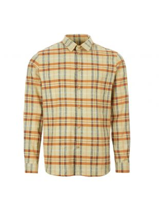 Folk Shirt | FP5307S Fawn Check