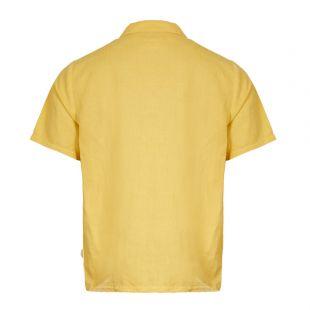 Short Sleeve Shirt – Washed Straw