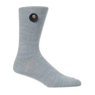 Socks - Mist Blue