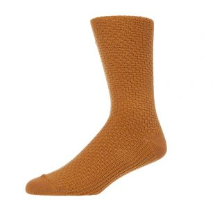 Folk Socks FM5270A YEL Golden Yellow