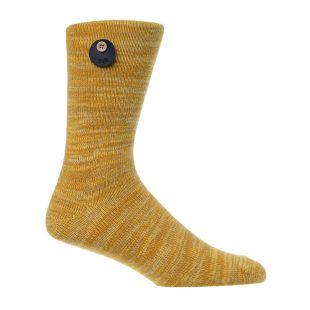 Socks Melange - Marigold