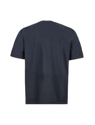 T Shirt Overlay - Navy