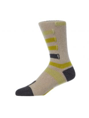 Folk Socks | FP5329A FAWN Wool Fawn