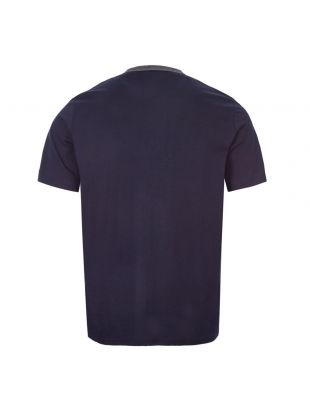 T-Shirt Branded - Navy