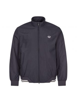 Fred Perry Brentham Jacket | Navy