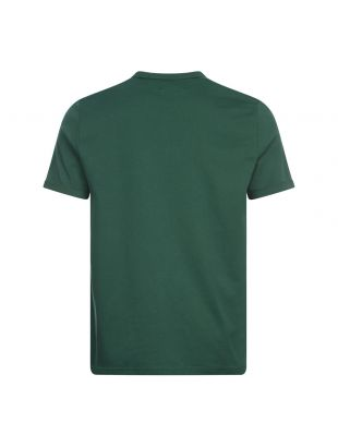 Ringer T-Shirt - Ivy Green