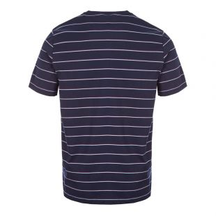 T-Shirt Stripe - Navy