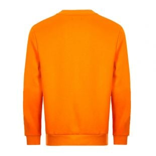 Sweatshirt Acid Brights – Tangerine