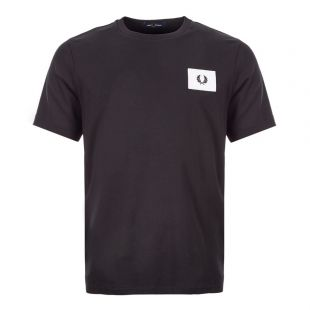 Fred Perry T-Shirt Acid Brights | M7599 102 Black