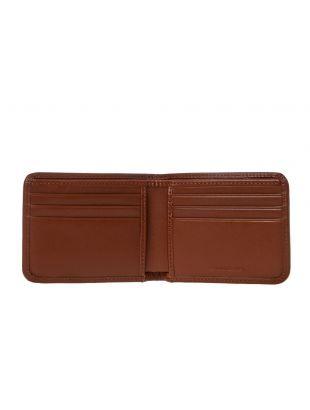 Billfold Wallet - Tan