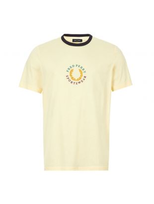 T-Shirt Global Branded - Butter Icing