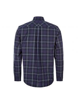 Tartan Shirt - Medieval Blue