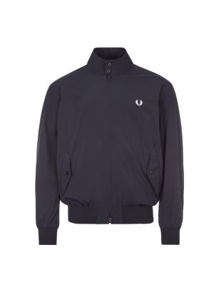 fred perry harrington jacket J9517 608 navy