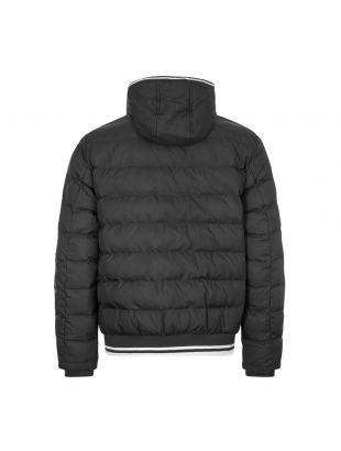 Jacket Hooded - Black