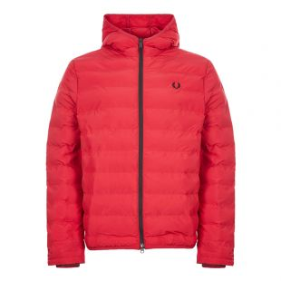 Fred Perry Jacket | J7516 156 Red