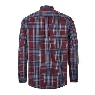 Shirt Button Down – Mahogany