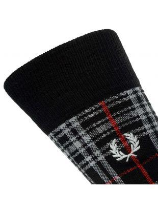 Socks - Black / Snow White
