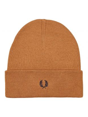 Fred Perry Beanie | C9160 450 Caramel