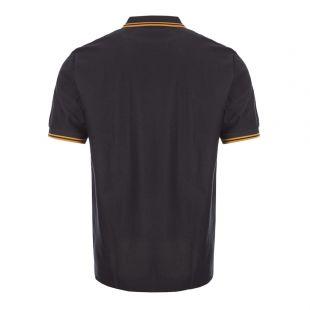 Miles Kane Polo Shirt – Black