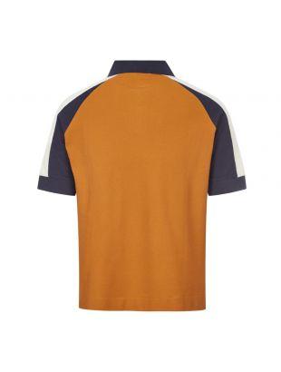 Nicholas Daley Polo Shirt - Gold Leaf