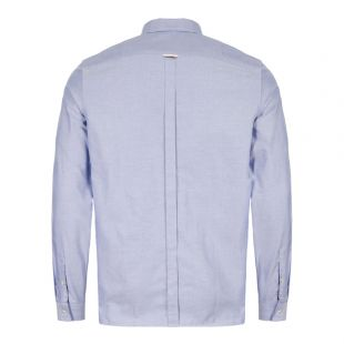 Oxford Shirt - Light Smoke
