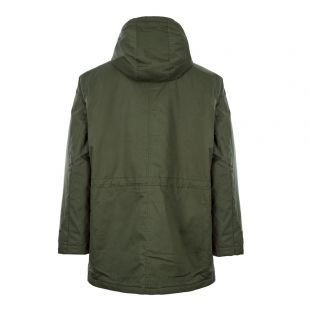 Jacket Padded – Green