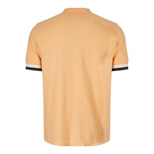 Polo Shirt - Apricot Nectar