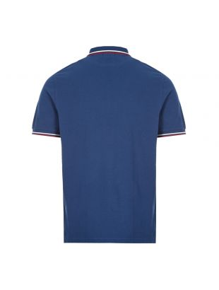 Polo Shirt - Deep Marine