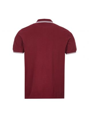 Polo Shirt Twin Tipped - Port