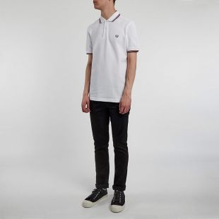 Polo Twin Tipped - White