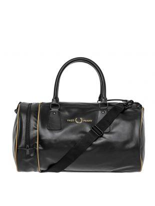 Barrel Bag - Black