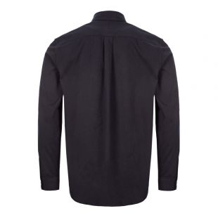 Shirt Brushed Cotton - Black