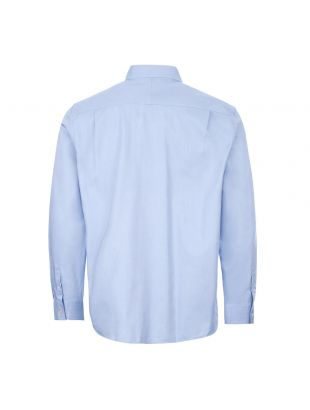 Shirt Button Down - Light Smoke / Blue