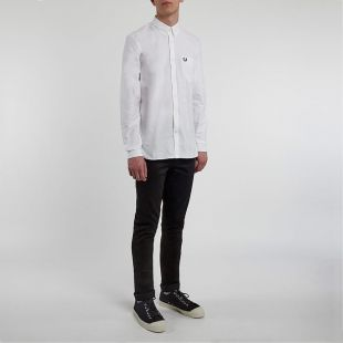 Oxford Shirt - White