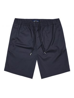 Fred Perry Shorts | S8500 608 Navy