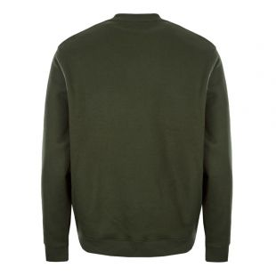 Sweatshirt - Hunting Green