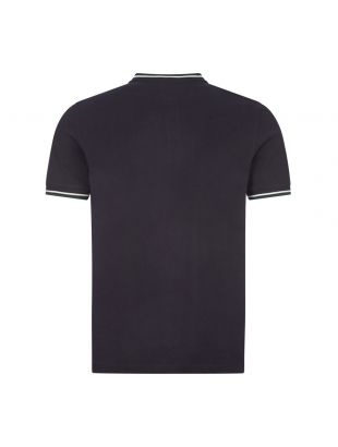 T-Shirt Henley - Navy