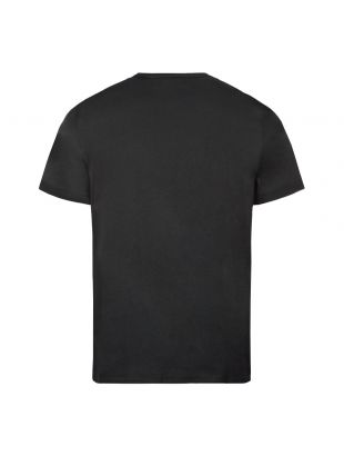 T-Shirt Ringer - Black