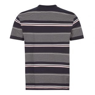 T-Shirt - Navy Stripe