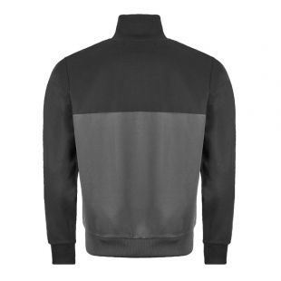 Track Jacket Taped – Charcoal