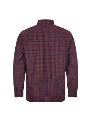 Shirt Tartan Winter - Mahogany